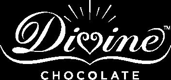 Divine Chocolate Logo is a Customer of KAIN Logistics